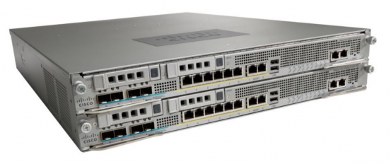 Cisco ASA with SourceFire